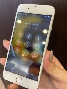 iPhone6S液晶不具合修理後