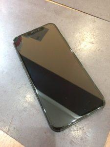 iPhoneXガラスコーティング