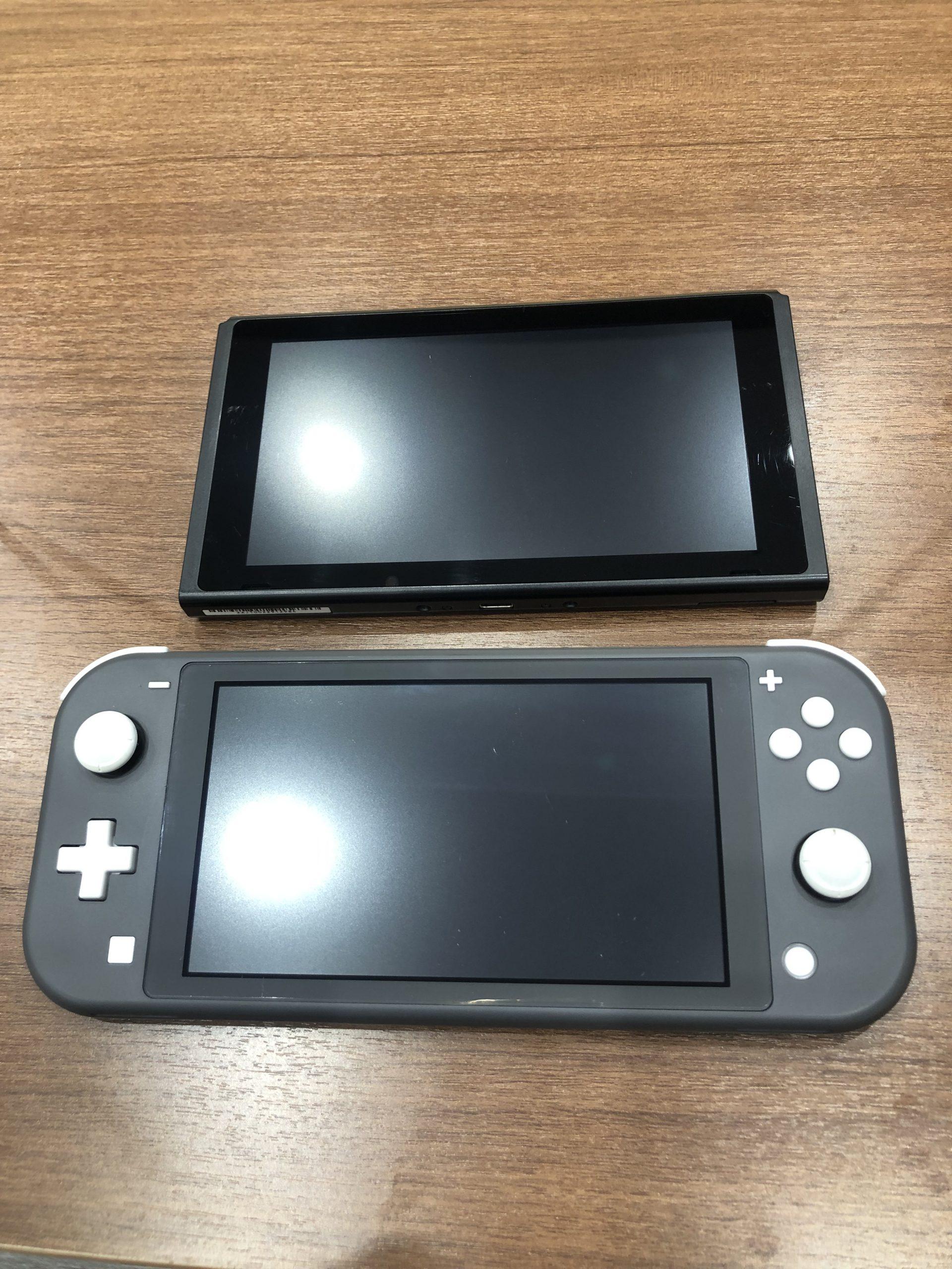 スマートクールイオンモール高知店ではSwitch、Switch Lite両方の修理をおこなっております!!