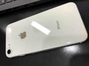 ガラスコーティングiPhone8