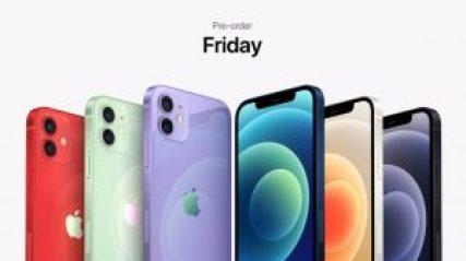 iPhone12カラー