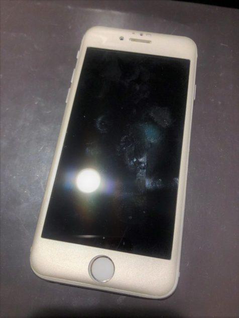 iPhone6sPlus 液晶真っ暗