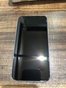 iPhone11の修理後の写真