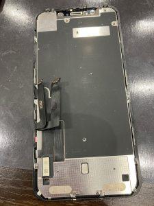 iPhone XR 画面割れ修理 水没確認