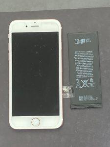 アイホーン6s バッテリー交換【iPhone 6s】 中間市