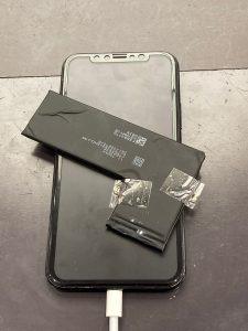 アイホン11プロ バッテリー交換【iPhone 11Pro】 中間市