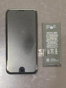 アイホーン7 電池交換【iPhone 7】 八幡西区