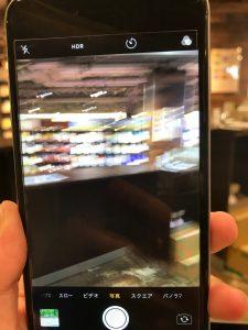 iPhone6+バックカメラ①