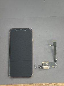 アイホン11プロマックス ドックコネクタ交換【iPhone 11PM】 京都郡