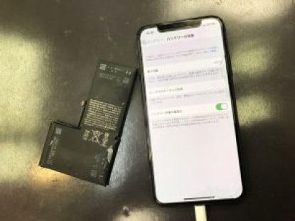 iPhoneX膨張