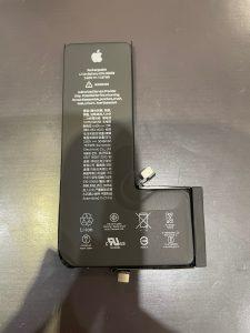 11Pro バッテリー交換