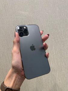 iPhone12Pro ガラスコーティング