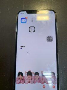 アプリアイコン 真っ白 消える