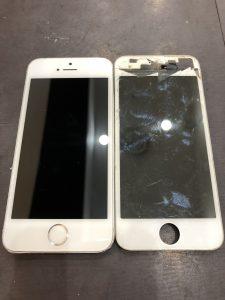【姉妹店修理速報!】iPhone7の画面交換。11/13にOPENのスマートクールイオンモール高松店です!〈香川県高松市の皆様へ〉