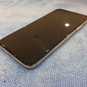 【施工速報】ガラスフィルムの約3倍も固くて落としても安心!iPhoneXSのガラスコーティング。〈高松市からのお客様〉