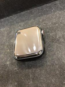 ガラスコーティングでAppleWatchの保護をしませんか❔ Applewatchのガラスコーティング スタッフ募集中!!土日祝日入れる方大歓迎!!〈香川県坂出市のお客様〉