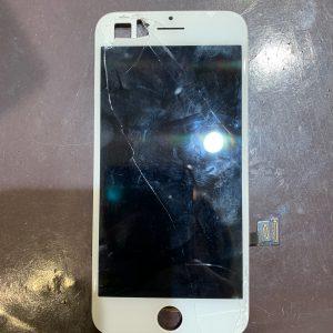 画面交換・iPhone8・高松市のお客様