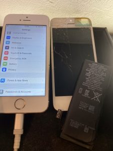 iPhone7のセット修理