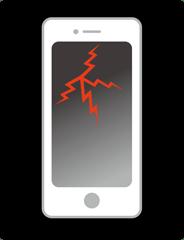 iPhone(アイフォン)ガラス液晶交換修理