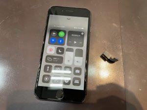 カメラを交換したiPhone8