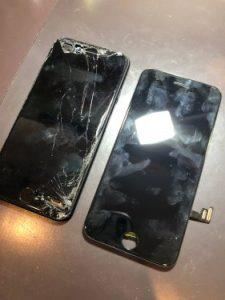 画面交換したiPhone6s