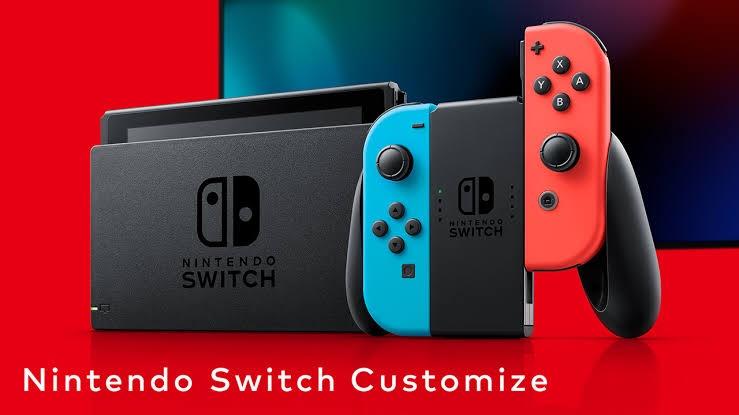 任天堂switchも修理可能です!