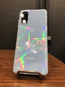 Galaxyガラスコーティング