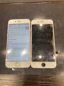 アイフォン7 画面交換