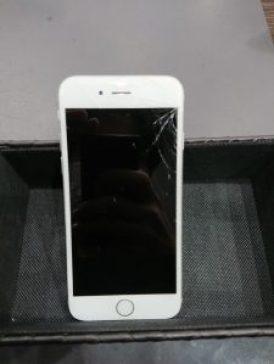 iPhone6 画面交換