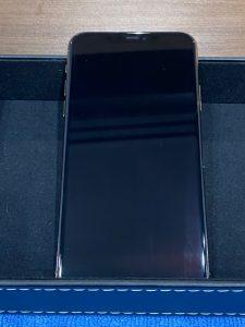 iPhone11ProMAXガラスコーティング