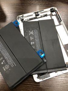 iPadmini2バッテリー交換