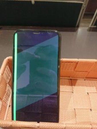 iPhoneX 画面割れ ガラス割れ 液晶漏れ
