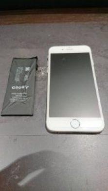 iPhone6 バッテリー交換 電池交換