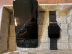 iPhone ガラスコーティング