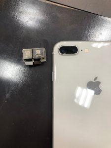 iPhone8プラスカメラ交換