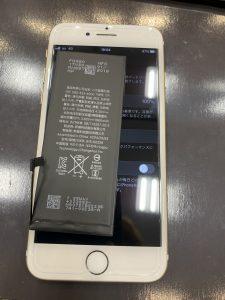 iPhone7バッテリー