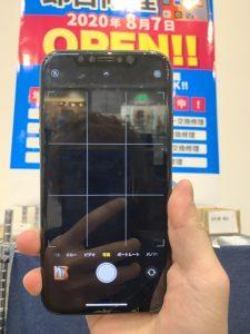 iPhone 7背面カメラ