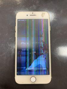 iPhone7液晶不良