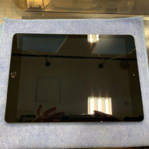 ガラスコーティング iPad