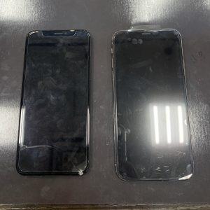 iPhoneX 画面修理