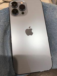 iPhone13proガラスコーティング/八尾市亀井よりご来店/スマホ修理店
