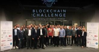 Blockchain Challenge in Basel