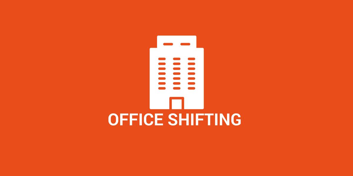 office-shifting