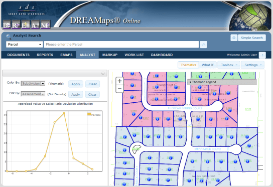 DREAMaps Online  A Better Way to Map and Assess Property