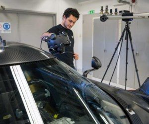 3D Scanning & Quality Control Cars
