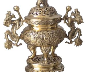 3D Scanning of Bronze Items