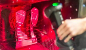 Quét 3D kiểm tra chất lượng trong công nghiệp sản xuất ô tô
