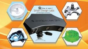 Dịch vụ quét 3D - Thiết kế ngược - Kiểm tra chất lượng