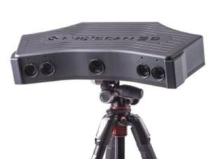 Evixscan 3D scanners
