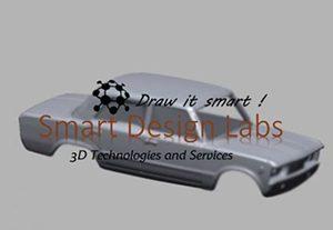 Dịch vụ thiết kế ngược tại Hà Nội - Smart Design Labs